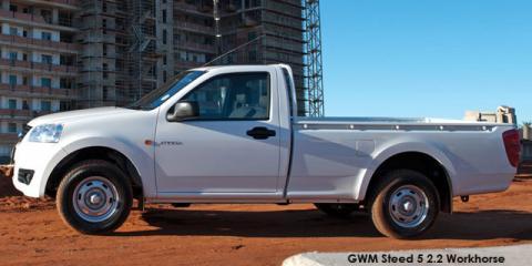 GWM Steed 5 2.2L Workhorse safety
