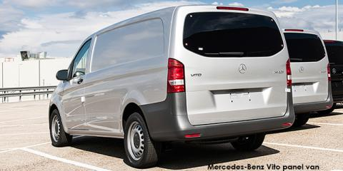 Mercedes-Benz Vito 114 CDI panel van