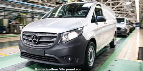 Mercedes-Benz Vito 114 CDI panel van auto