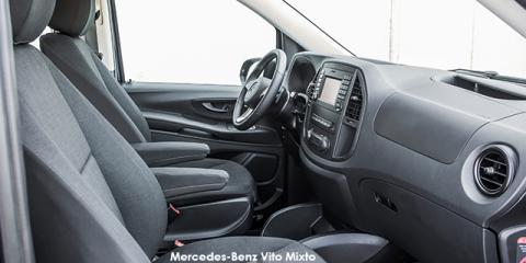 Mercedes-Benz Vito 116 CDI panel van