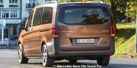 Mercedes-Benz Vito 114 CDI Tourer Pro