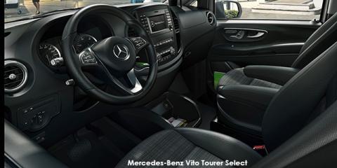 Mercedes-Benz Vito 114 CDI Tourer Pro auto