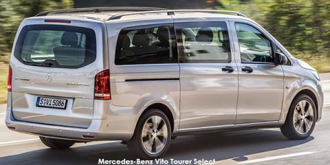 Mercedes-Benz Vito 116 CDI Tourer Select