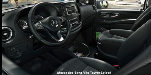 Mercedes-Benz Vito 116 CDI Tourer Select auto
