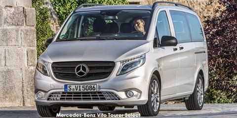 Mercedes-Benz Vito 119 CDI Tourer Select auto