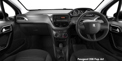 Peugeot 208 1.0 Pop Art