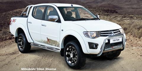 Mitsubishi Triton 2.5DI-D double cab 4x4 Xtreme