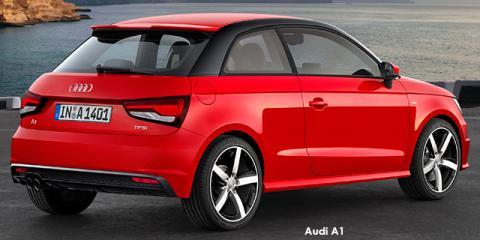 Audi A1 3-door 1.0TFSI SE auto