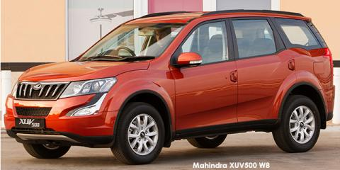 Mahindra XUV500 2.2CRDe W8 AWD - Image credit: © 2018 duoporta. Generic Image shown.