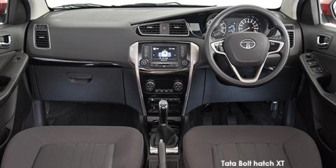 Tata Bolt hatch 1.2T XT - Image credit: © 2018 duoporta. Generic Image shown.