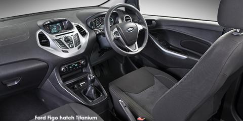 Ford Figo hatch 1.5 Ambiente