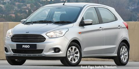Ford Figo hatch 1.5 Trend