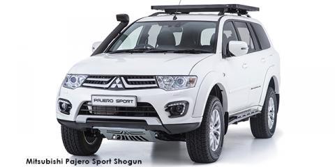 Mitsubishi Pajero Sport 2.5DI-D 4x4 Shogun auto