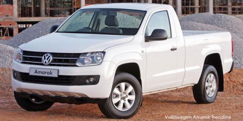 Volkswagen Amarok 2.0TDI Trendline 4Motion