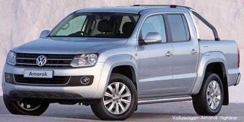 Volkswagen Amarok 2.0TDI double cab Trendline