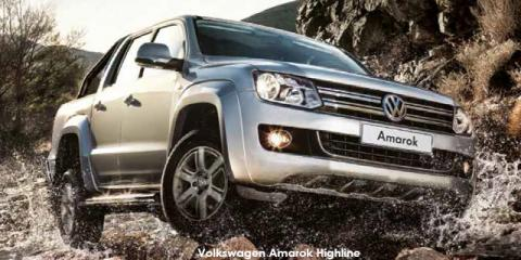 Volkswagen Amarok 2.0BiTDI double cab Highline 4Motion