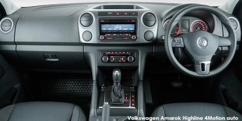 Volkswagen Amarok 2.0BiTDI double cab Highline 4Motion auto