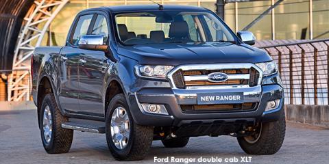 Ford Ranger 3.2 double cab Hi-Rider XLT auto