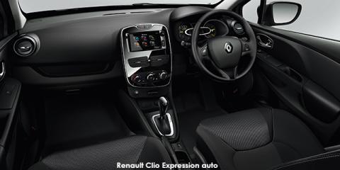 Renault Clio 88kW turbo Expression auto