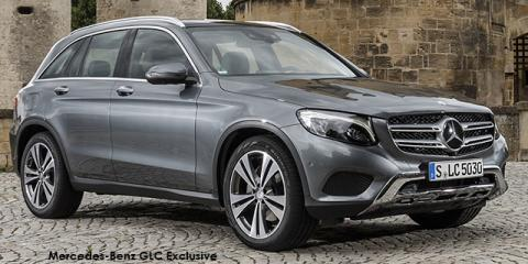 Mercedes-Benz GLC220d 4Matic Exclusive