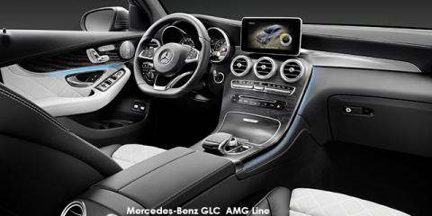 Mercedes-Benz GLC220d 4Matic AMG Line