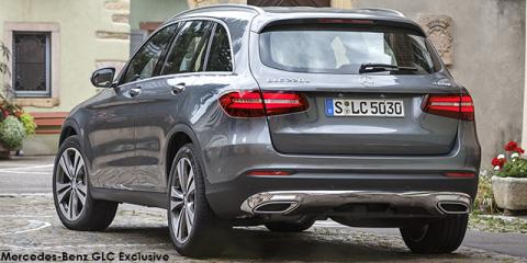 Mercedes-Benz GLC300 4Matic Exclusive
