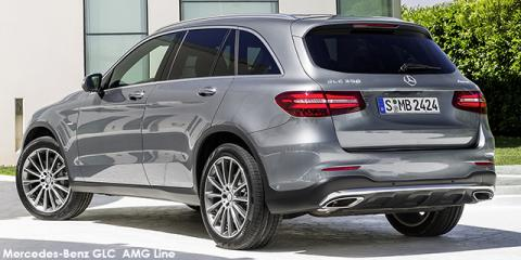 Mercedes-Benz GLC300 4Matic AMG Line