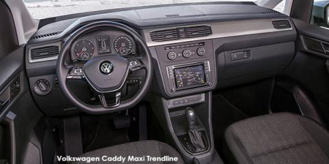 Volkswagen Caddy Maxi 2.0TDI Trendline auto