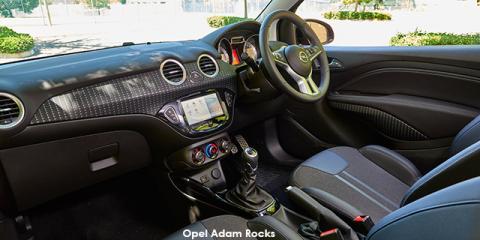 Opel Adam Rocks 1.0T