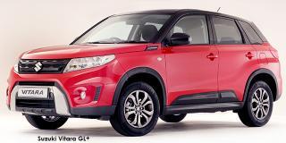 Suzuki Vitara - Image credit: © 2018 duoporta. Generic Image shown.