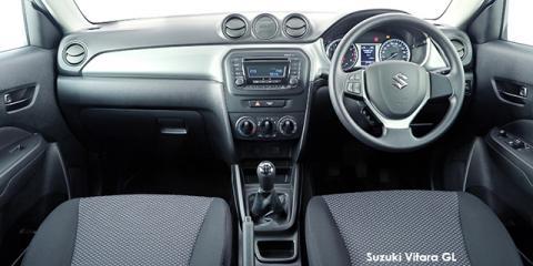 Suzuki Vitara 1.6 GL+ - Image credit: © 2019 duoporta. Generic Image shown.