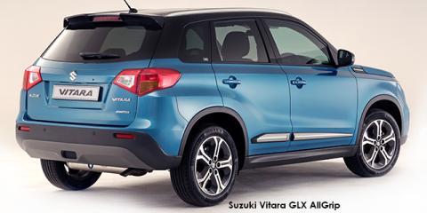 Suzuki Vitara 1.6 GLX AllGrip