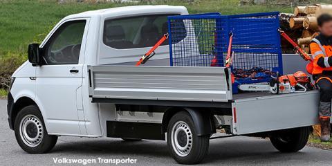 Volkswagen Transporter 2.0TDI