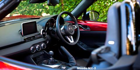 Mazda MX-5 2.0 Roadster-Coupe