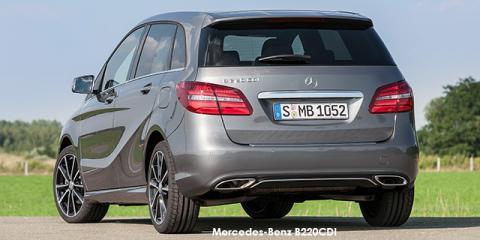 Mercedes-Benz B200d auto