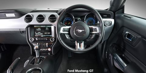 Ford Mustang 5.0 GT fastback - Image credit: © 2019 duoporta. Generic Image shown.