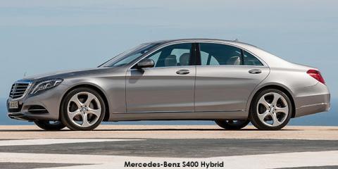 Mercedes-Benz S400h