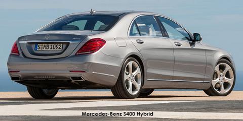 Mercedes-Benz S400h L