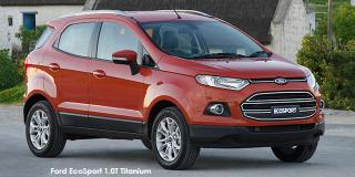 Ford EcoSport - Image credit: © 2018 duoporta. Generic Image shown.
