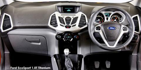 Ford EcoSport 1.5TDCi Titanium - Image credit: © 2018 duoporta. Generic Image shown.