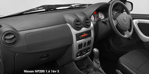 Nissan NP200 1.6i (aircon) - Image credit: © 2019 duoporta. Generic Image shown.