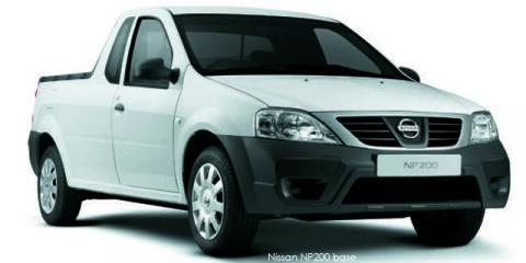 Nissan NP200 1.6i safety pack - Image credit: © 2018 duoporta. Generic Image shown.