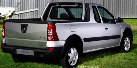 Nissan NP200 1.5dCi high - Image credit: © 2019 duoporta. Generic Image shown.