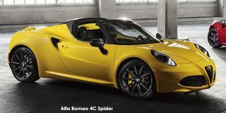 Alfa Romeo 4C - Image credit: © 2018 duoporta. Generic Image shown.