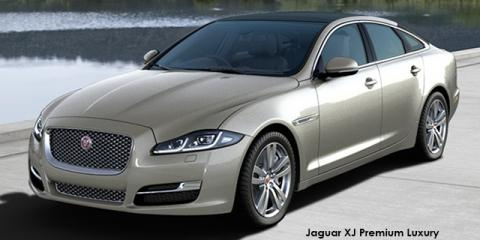 Jaguar XJ L i4 Premium Luxury