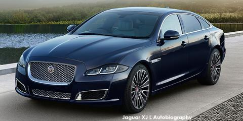 Jaguar XJ L 5.0 Supercharged Autobiography