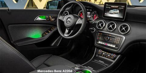 Mercedes-Benz A200d Style auto