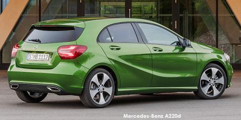 Mercedes-Benz A220d Style