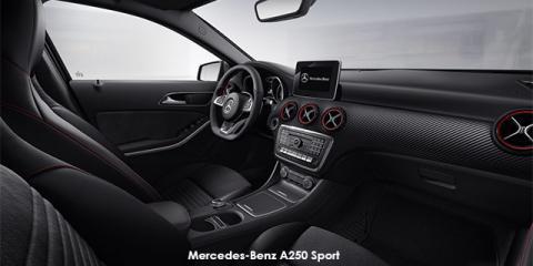 Mercedes-Benz A250 Sport