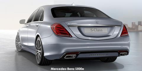 Mercedes-Benz S500e L